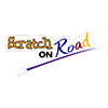 Scratch on Road